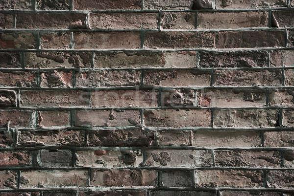Muur oude mooie behang ontwerp achtergrond Stockfoto © anbuch