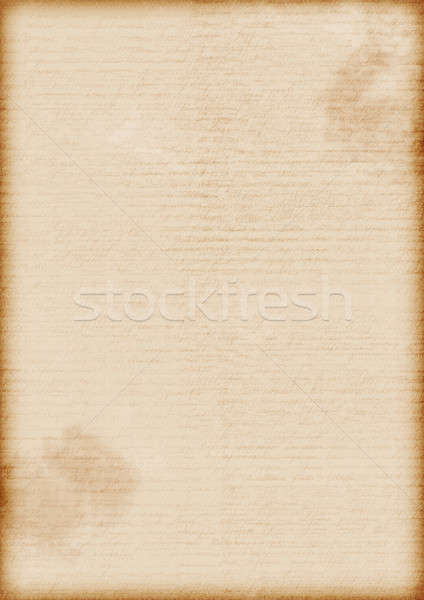 Tekst oud papier papier ontwerp kleur patroon Stockfoto © anbuch