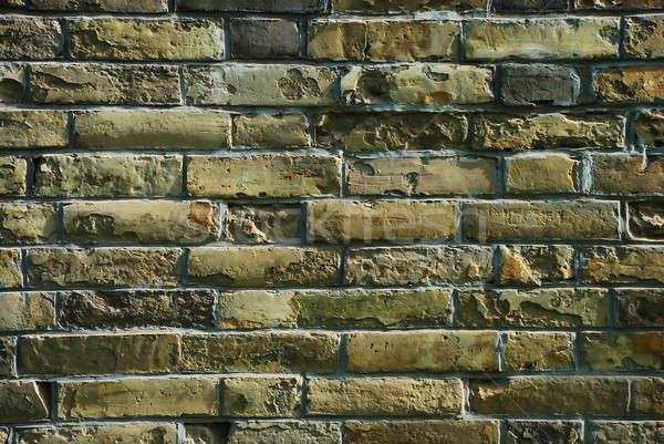 Tijolos bom papel de parede parede fundo Foto stock © anbuch
