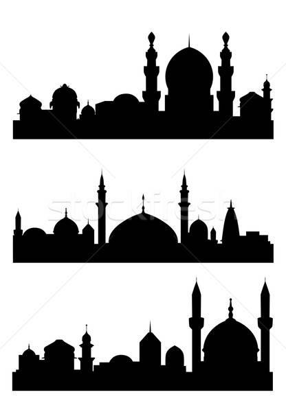 Islamic architecture Stock photo © anbuch