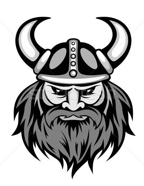 Ancient viking Stock photo © anbuch