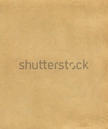 Papel velho projeto cor padrão antigo pergaminho Foto stock © anbuch