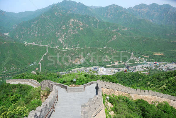 Great Wall Stock photo © anbuch
