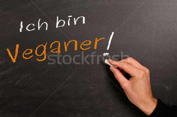 Vegan Stock photo © andreasberheide