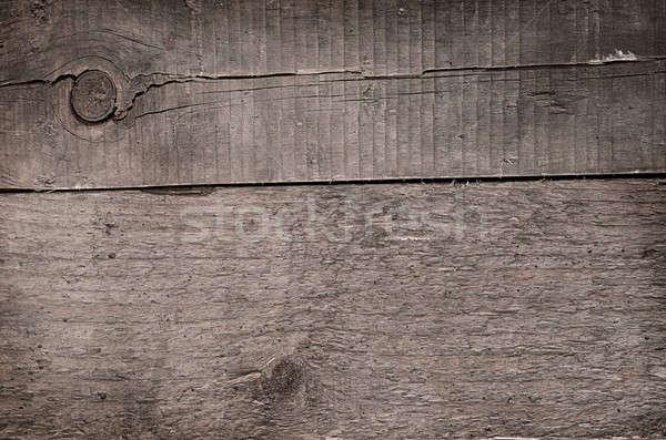 öreg csőr fa textúra fa űr szöveg Stock fotó © andreasberheide