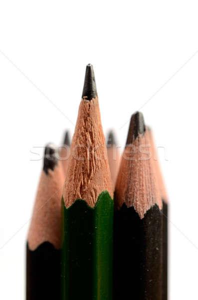 Pencil Stock photo © andreasberheide