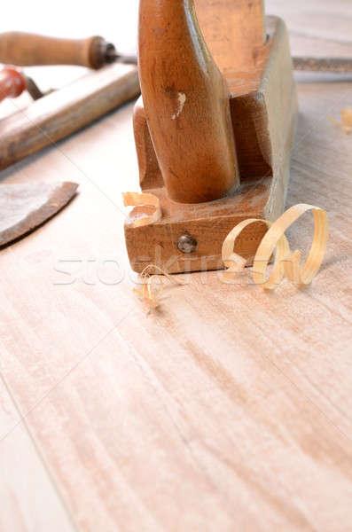 Carpenter tools Stock photo © andreasberheide