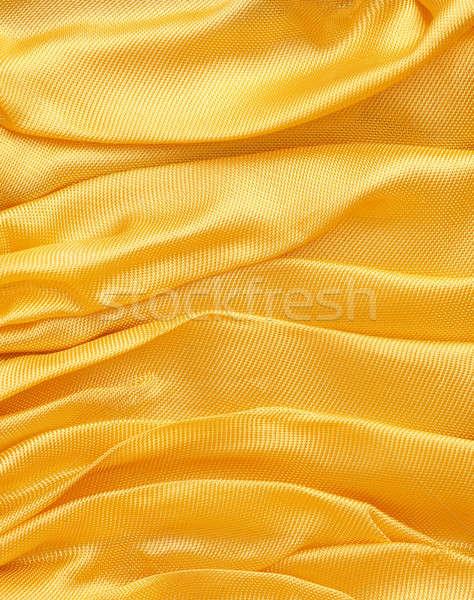 Dourado tecido espaço texto imagem textura Foto stock © andreasberheide
