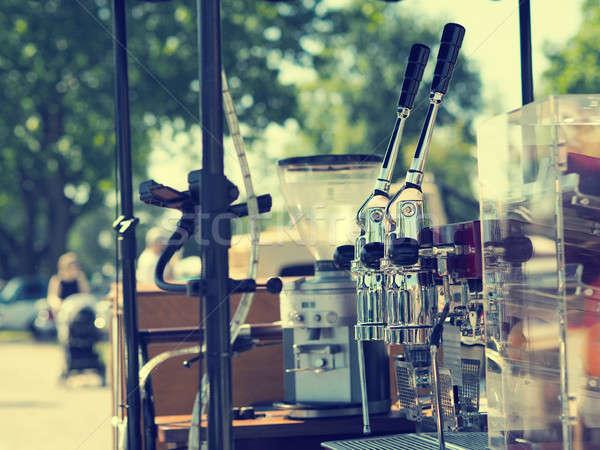 Açık detay yaz yaşam tarzı iş Stok fotoğraf © andreasberheide