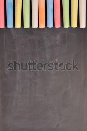 Colorful chalk  Stock photo © andreasberheide
