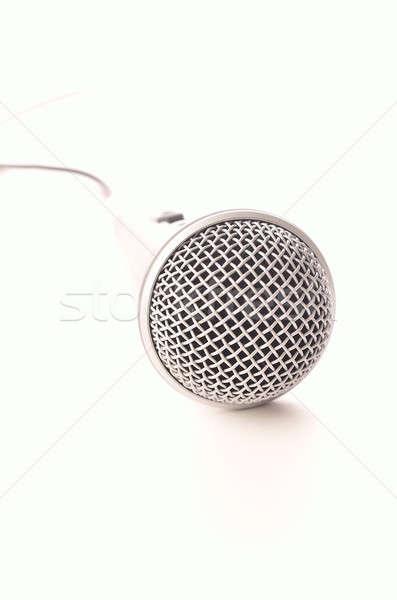 Microphone Stock photo © andreasberheide