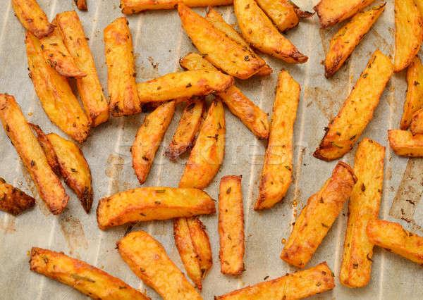Aardappel heerlijk voedsel witte land plantaardige Stockfoto © andreasberheide