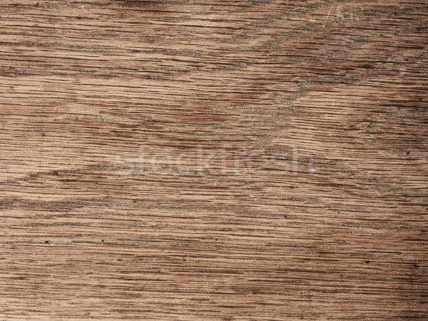 öreg tölgy fa palánk textúra használt Stock fotó © andreasberheide