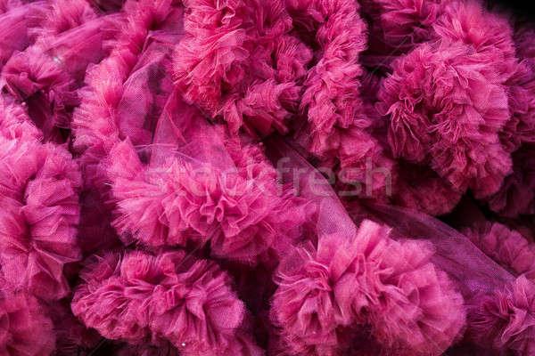 Foto stock: Primer · plano · rosa · boda · moda · diseno