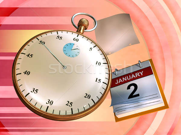 Time concept Stock photo © Andreus