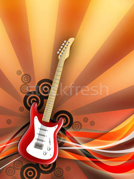 Rock music Stock photo © Andreus