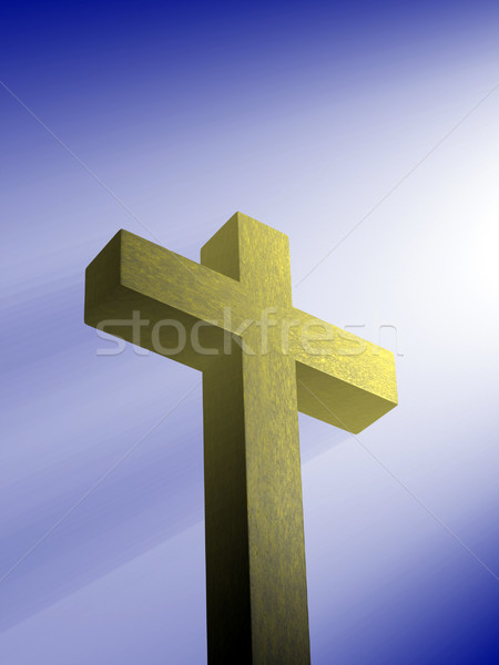 Crucifix Stock photo © Andreus