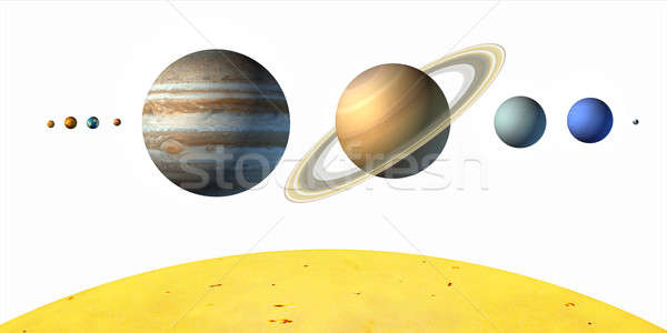 Planets Stock photo © Andreus