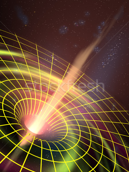 Black hole Stock photo © Andreus