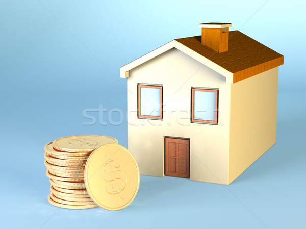 Home expenses Stock photo © Andreus