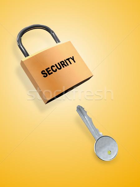 Security key Stock photo © Andreus