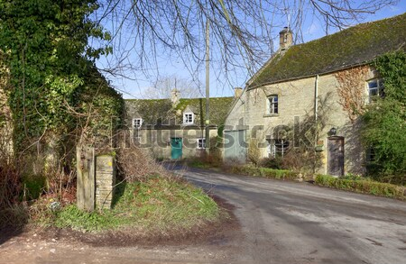 Stanton, Cotswolds Stock photo © andrewroland