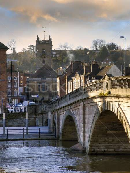 Bewdley, England Stock photo © andrewroland