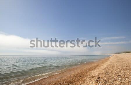 Slapton Sands, Devon Stock photo © andrewroland
