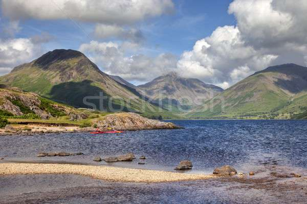 Wast Water, Cumbria Stock photo © andrewroland