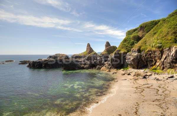 лет интересный рок песок Сток-фото © andrewroland