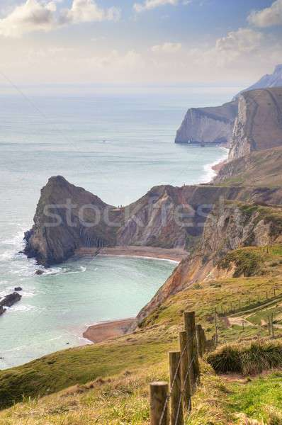 Dorset coast Stock photo © andrewroland