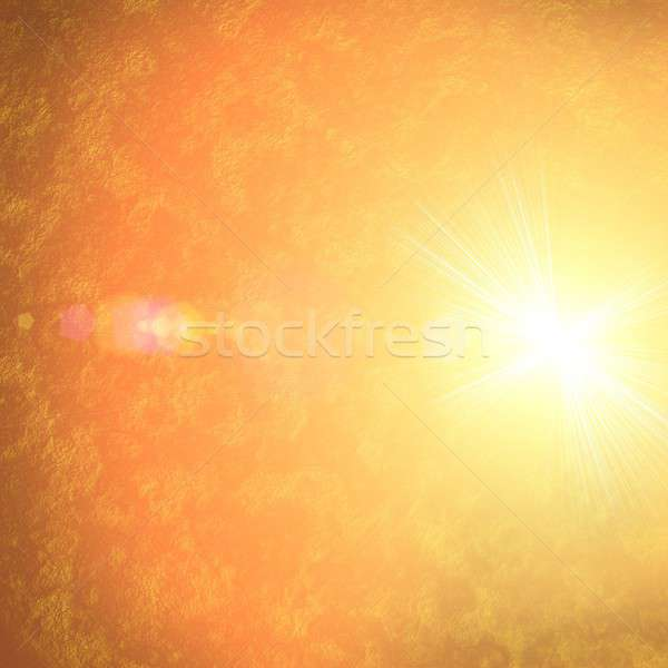 Solar blast background Stock photo © andrewroland