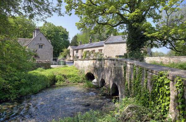 Upper Swell, Gloucestershire Stock photo © andrewroland