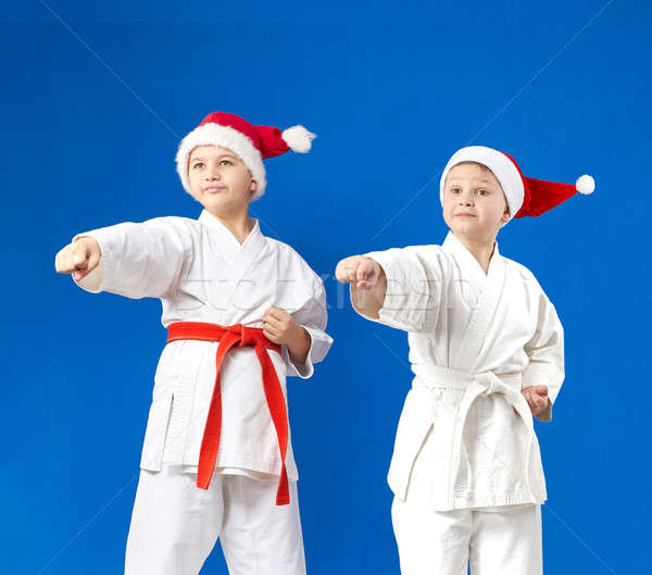 Main athlètes enfants santé sécurité succès Photo stock © Andreyfire