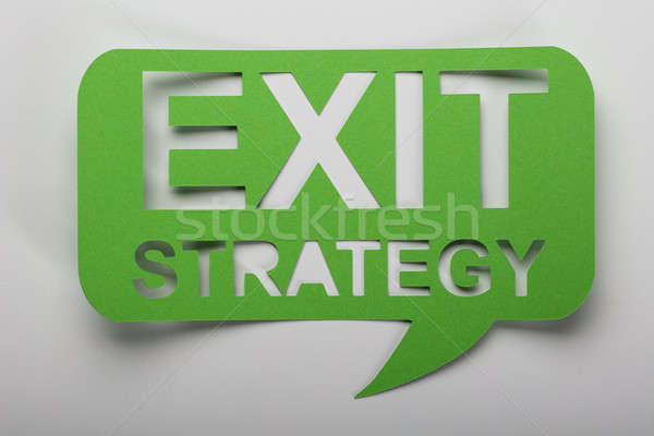 What are Exit Strategies?