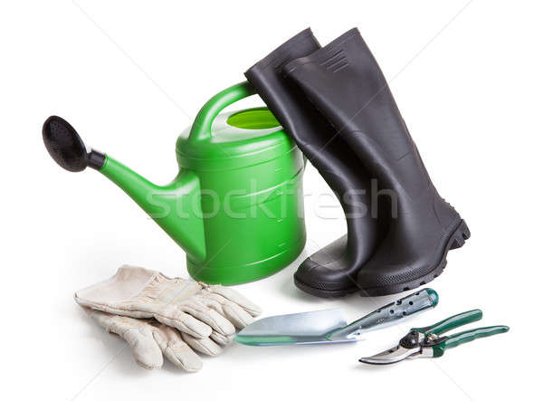 Close-up Of Gardening Tools Stock photo © AndreyPopov