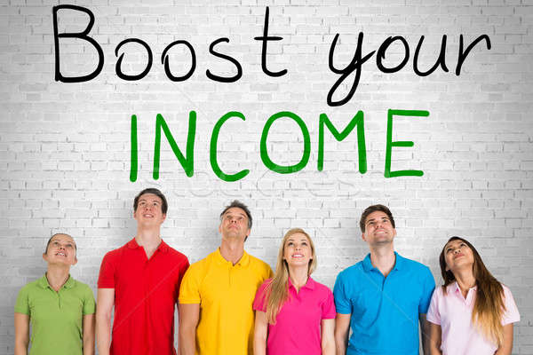 Boost Your Income Concept Stock photo © AndreyPopov