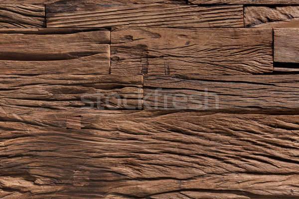Stock photo: Close-up Of Table Background