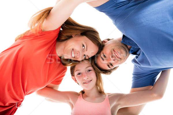 Family Forming Hurdle Stock photo © AndreyPopov