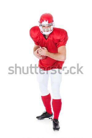 Portrait Of Frustrated American Football Player Stock photo © AndreyPopov