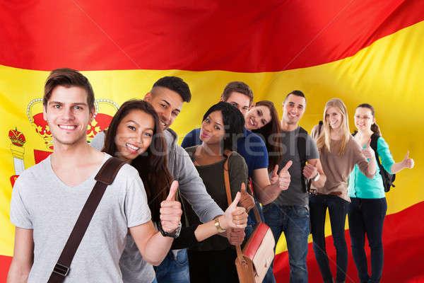 Spanish Classes Stock photo © AndreyPopov
