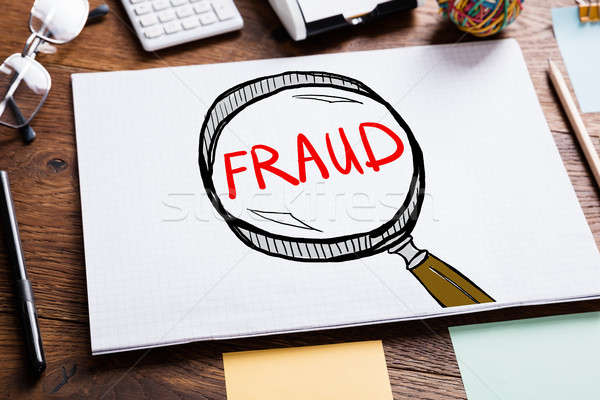 Fraud Investigation And Audit Stock photo © AndreyPopov