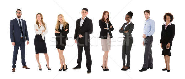 Group Of Successful Businesspeople Stock photo © AndreyPopov