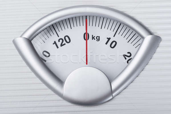 Weight Scale Stock photo © AndreyPopov
