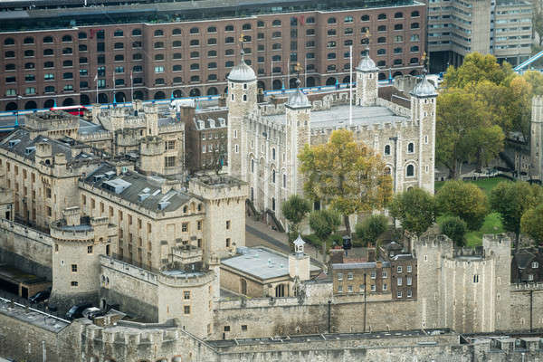 Historic Tower Of London Stock photo © AndreyPopov