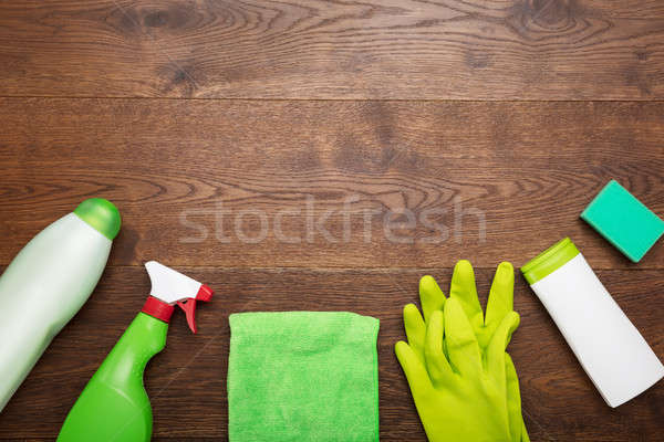 Cleaning Product And Tool Stock photo © AndreyPopov