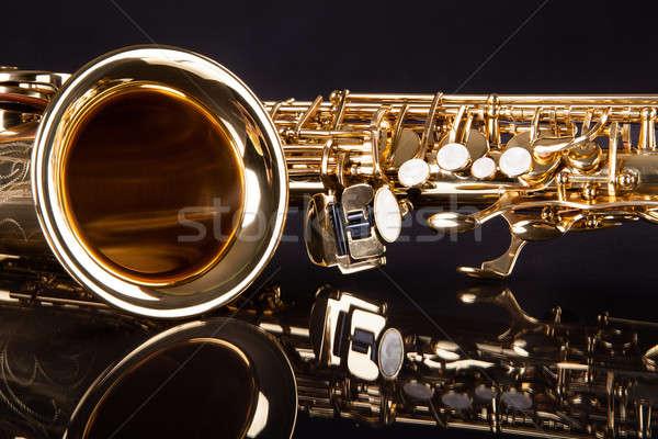 Trumpet Stock photo © AndreyPopov