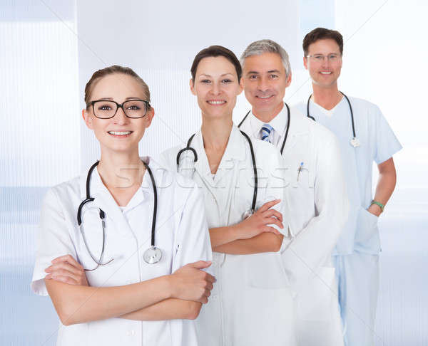 Doctors and nurses Stock photo © AndreyPopov