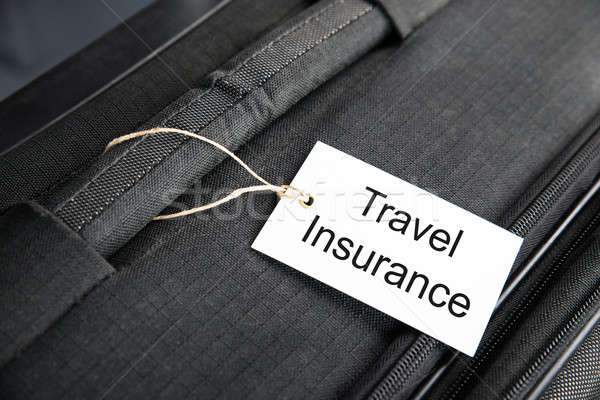 Travel Insurance Tag Stock photo © AndreyPopov