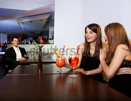Couple spending time together Stock photo © AndreyPopov